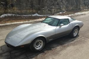 1978 Chevrolet Corvette L82 Only 54k miles 4 Speed Manual Incredible! Free Ship!