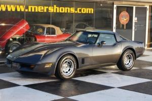 1981 Corvette Coupe with Only 9373 original miles