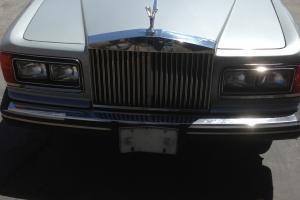 1981 Rolls Royce Silver Spur