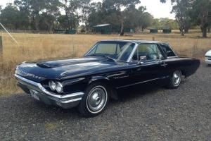 1964 Thunder Bird Black ON Black in Sunbury, VIC