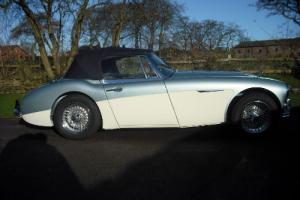 1963 Austin Healey Sports/Convertible 3000cc Petrol