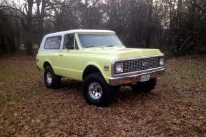 1971 k5 blazer cst