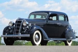 1935 Chrysler CZ Airstream Survivor VERY RARE!