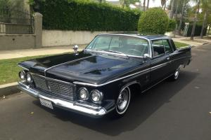 1963 Chrysler Imperial Crown Excellent Condition Photo