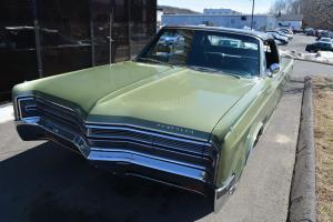 1968 Chrysler 300 Convertible D-Series 440 Engine