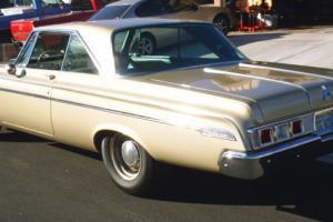 1964 Dodge Polara Golden Anniversary 383ci 727 push button transmission Mopar