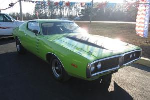 1972 Dodge Charger Base Coupe 2-Door 7.2L