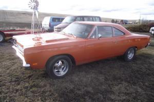 1969 roadrunner 383HP 4 speed posi  rare hardtop like gtx dodge 94k miles