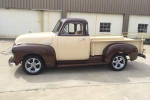 1951 GMC 3100-235ci 6 cyl, fresh paint, hot rod, street, rod, restored driver!