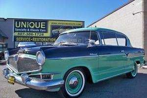 1956 Hudson Hornet Hollywood,drives great!