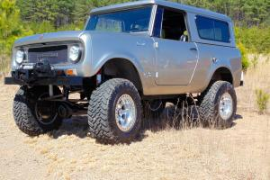 Frame Off Restored 1966 International Scout 4x4