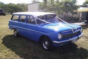 1962 EJ Holden Stationwagon NOT EH EK HQ FB HR