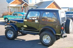 1984 Jeep CJ7  CJ Restored