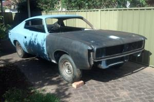Valiant VH Charger XL 1972 Photo