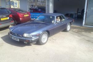 1990 Jaguar XJ-S Convertible Auto