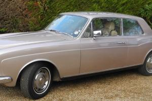 Rolls-Royce 2 door Mulliner Park Ward