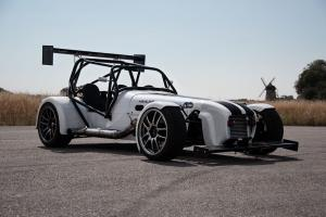 HAHLIN7 Super Seven 2006 - built for track days, racing, drag race and drifting