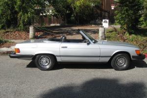 1978 MERCEDES 450SL 74,000 ORIGINAL MILES GORGOEUS!