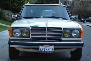 1984 Mercedes-Benz 300TD wagon