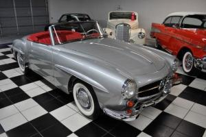 NICEST 190 SL ON THE MARKET - REMARKABLY RESTORED - GREAT INVESTMENT!