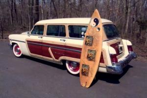 1954 Mercury Monterey Woody