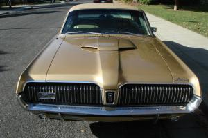 1968 MERCURY COUGAR XR-7 Exceptionally Well Maintained Original California Cruzr