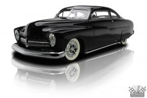 1951 Mercury 2 Door Coupe Sled.  Highly Modified SHOW STOPPER! Photo
