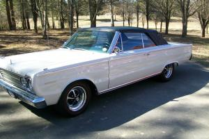 1966 Plymouth Belvedere Photo