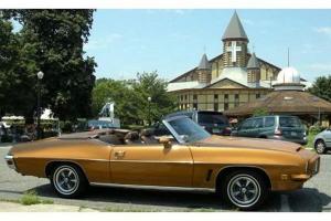 Pontiac Lemans Sport Convertible  1972 Classic Car - Mint Restored Condition