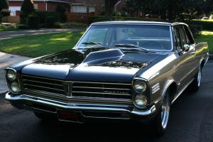 AMAZING BIG BLOCK RESTOMOD  -1965  Pontiac Tempest Restomod - 3K MI
