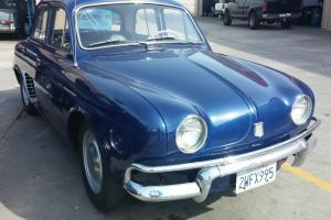 1958/1959 Renault Dauphine French Classic Car