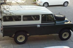 1967 Land Rover Series 2a 109