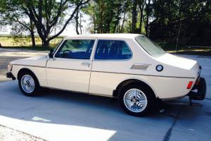 1977 Saab 99 GL fuel injection, rust free, new paint, new interior, Inca wheels