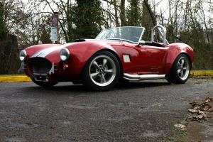 1965 Shelby Cobra By Factory Five Racing MK-II Roadster