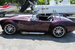 1965 SHELBY COBRA REPLICA- FACTORY FIVE RACING MARK 4-JUST REDUCED PRICE