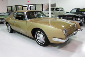 "1963 Studebaker Avanti R2 ""Factory Supercharged"" - Very Clean & Original Car! Photo"