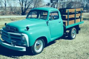 1956 Transtar Deluxe Truck