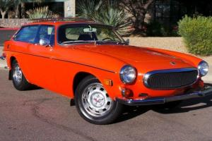1973 Volvo P1800 ES Wagon, Rare Automatic, Factory A/C, Beautifully Restored
