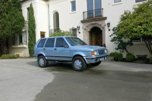 1989 Laforza SUV Clean Original Unmolested Example