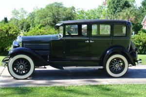 1930 Marmon Roosevelt Sedan All Original Survivor Straight 8 Street Rat Hot Rod