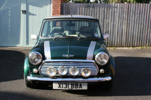 2000 Rover Mini Cooper Sport 1.3i - British Racing Green