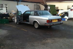 Volvo 262 c Coupe Bertone body very rare, 3 owners, low miles,