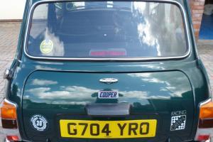 1990 'G reg' Limited Edition Rover Mini John Cooper conversion