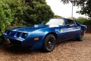 Pontiac Firebird 1977 8.0 litre V8 Photo