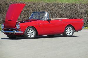1966 Sunbeam Tiger Convertible -MK1