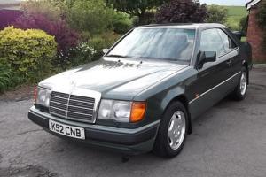 1992 Mercedes-Benz 300 Coupe 2962cc Petrol