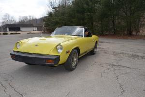 1974 Jensen Healey Rare Collectable Recently Refurbished Drive or Show w/Lotus Photo