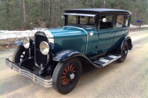 1929 Buick four-door sedan model 2927