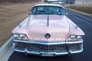 1958 Buick Century Hardtop Coupe Rare Model Excellent Condition
