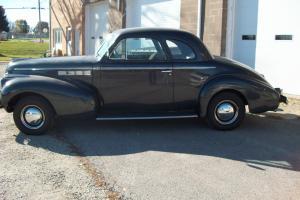 1940 Buick Coupe 2 Door